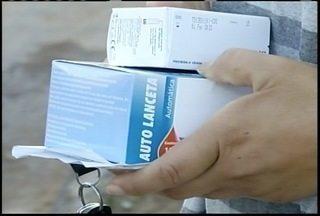 Diabéticos de Montes Claros reclamam da demora no repasse dos medicamentos - Medicamentos são provindos da rede pública de saúde.