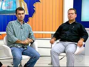 Representantes da Fiemg e da Aciub falam sobre possível gasoduto em Uberlândia - Projeto de construção do gasoduto entre Betim e Uberaba, que terá investimento de R$ 1,8 bilhão, pode chegar a Uberlândia.