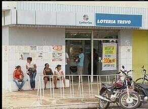 Lotérica em Porto Nacional é alvo de assaltantes - Lotérica em Porto Nacional é alvo de assaltantes