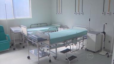 Internações e partos são suspensos no Cisam - Local foi reinaugurado no início da semana após mais de um ano em reforma.