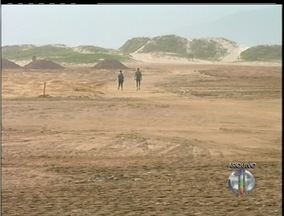 Justiça suspende liminar que impedia construção de resort em Cabo Frio - Resort vai ser construído na Praia do Peró, Região dos Lagos do Rio.Construtora comprovou que não há irregularidades na obra.