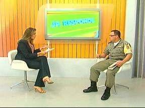 Ocorrências nas rodovias devem ser informadas à Polícia Rodoviária Estadual - Comandante afirma que serviço aumentou depois do convênio firmado com a EGR, Empresa Gaúcha de Rodovias.