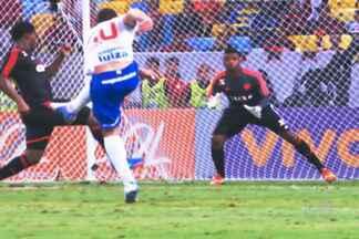 Jogadores do Bahia descontraem na reta final e Fernandão prepara a despedida - Artilheiro do Bahia está de malas prontas para a Turquia