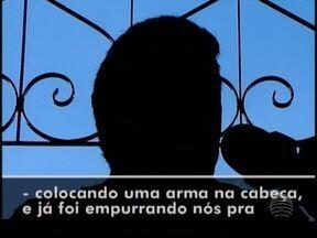 Homens invadem casa e mantém família refém em Álvares Machado - Roubo ocorreu na noite da última quarta-feira (4) e a polícia ainda procura pelos assaltantes.