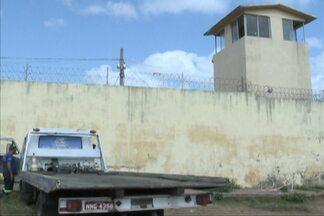 Frustrada mais uma tentativa de fuga em massa, em Pedrinhas - O caso foi registrado nesta quinta-feira (5). Um caminhão-guincho seria usado para derrubar o muro do Centro de Detenção Provisória.