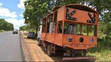 Homem morre em acidente de trabalho - Um acidente de trabalho matou um homem de 34 anos na BR-163, em Campo Grande.
