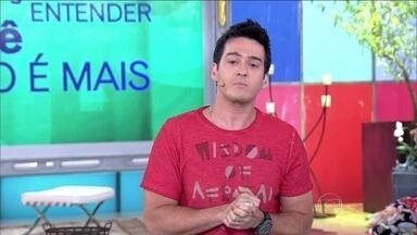 Marcos Veras dá dicas para volta a morar com a mãe - Humorista brinca com a situação
