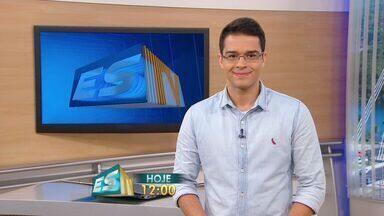 Veja os destaques do ESTV 1ª edição de hoje (13) - As principais notícias do Espírito Santo estão no ESTV 1ª edição. De segunda a sábado, ao meio-dia, na sua TV Gazeta