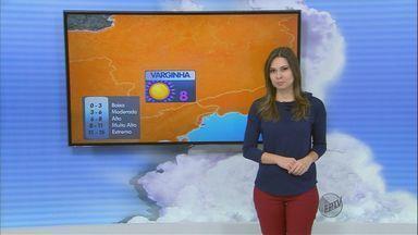 Confira a previsão do tempo no Sul de Minas para essa sexta-feira (13) - Confira a previsão do tempo no Sul de Minas para essa sexta-feira (13)