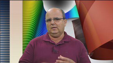 Vitor Duarte fala sobre as novidades do futsal na região - Comentarista fala sobre a partida do Portuários contra o Premier, entre outras notícias do esporte.