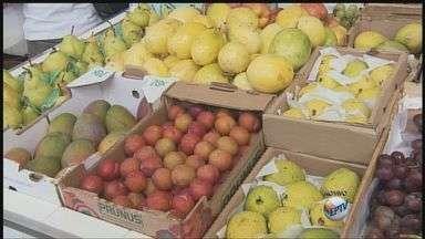 Preço de algumas frutas sobe para as festas de fim de ano - Preço de algumas frutas sobe para as festas de fim de ano