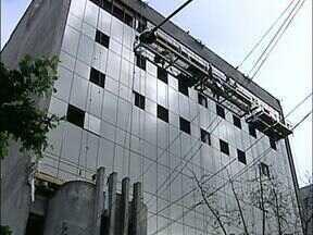 Hospital do Câncer de Londrina ganha nova ala - Com a inauguração, capacidade de atendimento do hospital vai crescer 30%.