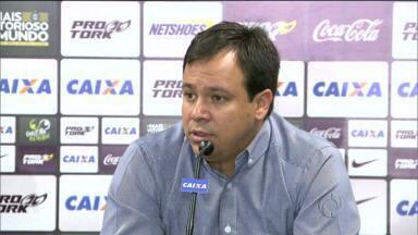 Dado Cavalcanti é o novo técnico do Coritiba - O ex-treinador do Paraná clube foi apresentado nesta sexta-feira como o novo comandante do Coritiba.