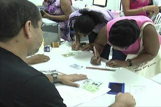 Termina na terça-feira prazo para o recadastramento biométrico em Timbiras - Até o momento, menos da metade dos eleitores do município cumpriu a determinação do Tribunal Regional Eleitoral.