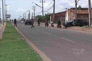 """Comando da Polícia Militar lança """"Operação Impacto"""" em Imperatriz - Objetivo é reprimir a criminalidade na cidade, como o combate às drogas e os assaltos a estabelecimentos comerciais."""