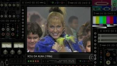 Didi Effe refaz depoimento da Xuxa em 1986 - Zeca Camargo relembra momentos de Pathy Dejesus na TV Globo