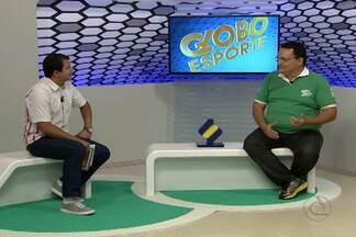 GloboEsporte.com/pb conquista o 1º lugar do Prêmio AETC de Jornalismo - Reportagem de Phelipe Caldas fala de Alberto Ferreira, o goleiro paraibano que após fracassar no futebol se transformou num dos maiores fotógrafos esportivos do mundo.