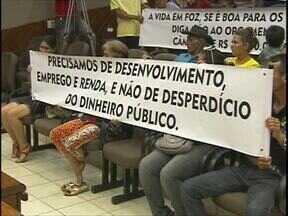 Prefeitura de Foz vai pagar 293 mil reais para um empresa de consultoria - A contratação foi feita sem licitação.