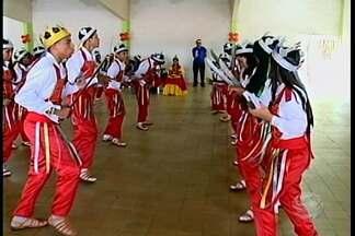 Fundação Nilo Coleho completa 53 anos - Grupo de Reisado participa das comemorações da data