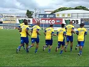 URT inicia pré-temporada para disputar Campeonato Mineiro de 2014 - Equipe foi campeã do Módulo II de 2013 e se prepara para participar da elite do futebol mineiro
