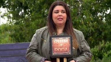 Fabiana Karla é a vencedora do Ruim de Roda dos Famosos - Atriz disputou o título de pior motorista com Paulo Gustavo