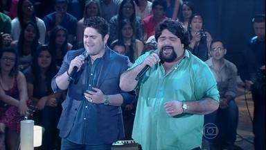 César Menotti & Fabiano cantam o sucesso 'Dona' - Dupla se apresenta com trilha sonora de Roque Santeiro