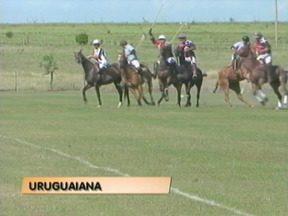 Segue até domingo o torneio de Polo Internacional cidade de Uruguaiana - Competição reúne atletas de quatro países.