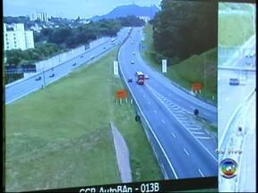 Rodovias da região de Jundiaí têm tráfego tranquilo na manhã desta terça-feira - O repórter Daniel Schafer, que está no Centro de Operações da concessionária que administra o sistema Anhanguera/Bandeirantes, mostra quais são as condições das rodovias da região de Jundiaí (SP).
