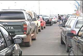 Mesmo com ampliação de vagas, condutores reclamam de dificuldades para estacionar - SMT aumentou e reordenou estacionamentos.