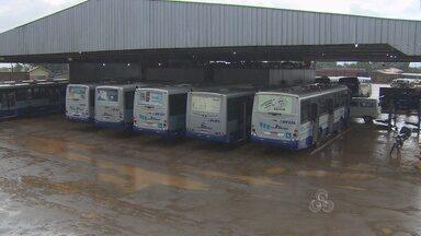 Justiça de RO determina que empresas de ônibus instalem GPS nos veículos - O prazo foi dado a partir desta segunda-feira (23).