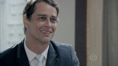 Eron cobra uma resposta de Niko - Ele pressiona o ex-companheiro e questiona os sentimentos dele por Félix