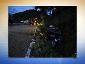Carro com placas de Tubarão se envolve em acidente que deixou sete mortos na BR-386 - Carro com placas de Tubarão se envolve em acidente que deixou sete mortos na BR-386