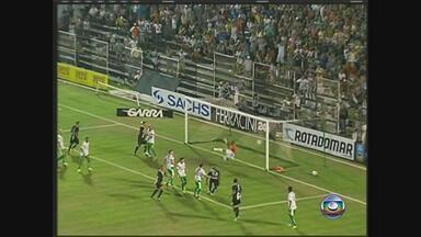 Salgueiro perde invencibilidade para o Central - Veja os gols da 12ª rodada do Pernambucano