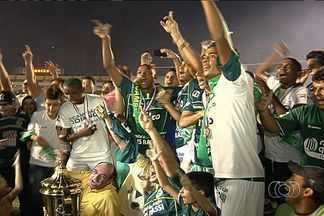 Goiás se prepara para duelo de campeões na estreia do Goianão - Atual bicampeão, Alviverde enfrenta a Anapolina, que faturou a Divisão de Acesso