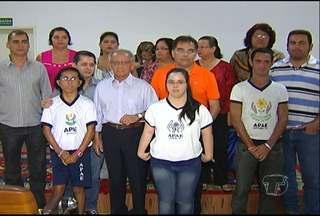 Apae de Santarém tem nova diretoria - A posse foi nesta quinta-feira (16)