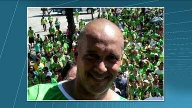 Vice-presidente do Salgueiro morre no Rio - Marcello Tijolo foi atingido por três tiros na terça-feira (14), em Vila Isabel. O inquérito foi transferido para a Divisão de Homicídios.