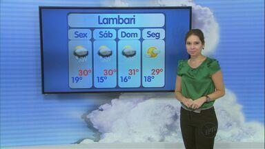 Confira a previsão do tempo para esta sexta-feira (17) no Sul de Minas - Confira a previsão do tempo para esta sexta-feira (17) no Sul de Minas
