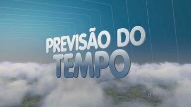 Sexta-feira (17) será chuvosa na região de Campinas e Piracicaba - Previsão é de chuva durante todo o dia nesta sexta. Com isso, cai a temperatura e sensação de frio aumenta.