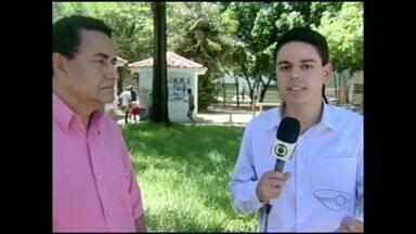 """Beneficiários do """"Minha casa, minha Vida"""" fazem recadastro em Cachoeiro, Sul do ES - A Prefeitura resolveu adotar essa medida devido a baixa procura."""