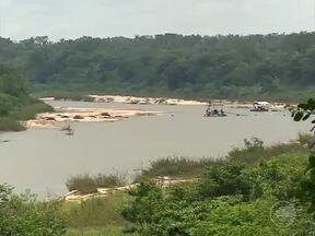 Irmãos morrem afogados no rio Poti e bombeiros alertam para banho em região de dragas - Irmãos morrem afogados no rio Poti e bombeiros alertam para banho em região de dragas