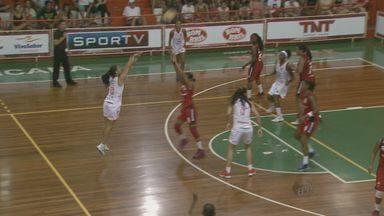 Equipe de Americana vence o Maranhão pela Liga Feminina de Basquete - A equipe de Americana entrou em quadra e venceu o time do Maranhão na noite de segunda-feira pela Liga Femenina de Basquete.