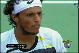 Feijão disputa o Chalenger de Bucaramanga na Colômbia - O tenista de Mogi das Cruzes estreia na competição contra André Ghem, número 225 do ranking da ATP