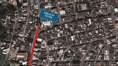 Após cerca de dois anos, obras de mudanças no trânsito de Varginha não foram concluídas - Após cerca de dois anos, obras de mudanças no trânsito de Varginha não foram concluídas