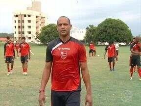 Flamengo-PI já treina com Tuta para temporada piauiense de 2014 - Flamengo-PI já treina com Tuta para temporada piauiense de 2014