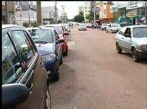Estacionamento rotativo pago é regulamentado em Palmas - Estacionamento rotativo pago é regulamentado em Palmas