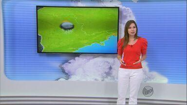 Confira a previsão do tempo para São Carlos e região nesta quarta-feira (22) - Confira a previsão do tempo para São Carlos e região nesta quarta-feira (22)