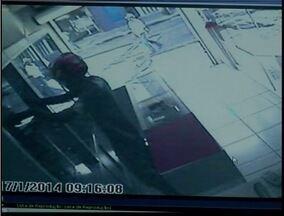 Câmeras registram açao de assaltantes em joalheria no centro de Ipatinga - Nenhum suspeito foi preso.