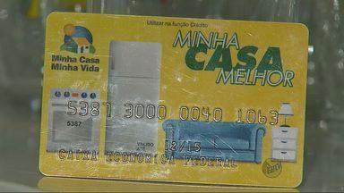 Loja frauda programa 'Minha Casa Melhor' em Araraquara (SP) - Loja frauda programa 'Minha Casa Melhor' em Araraquara (SP)