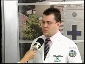 Conjuntivite é causada por vírus e é extremamente contagiosa - 257 pessoas foram atendidas em Valadares com sintomas de conjuntivite em 2013.