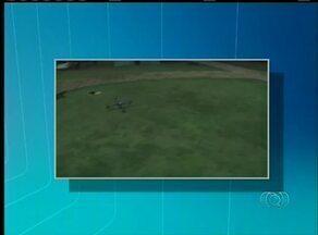 Estudantes de Gurupi montam um veículo aéreo não tripulado - Estudantes de Gurupi montam um veículo aéreo não tripulado